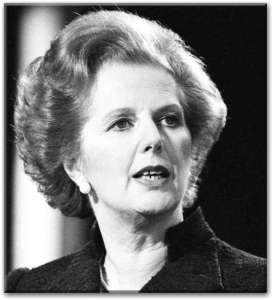 首相時代の肖像